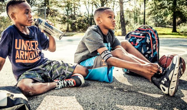 Under Armour вытесняет с рынка Nike и Adidas