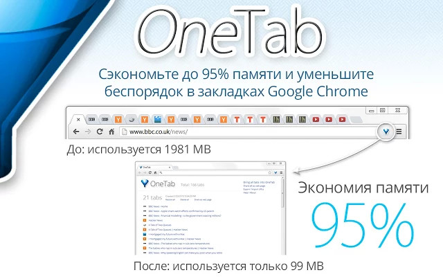 5 полезных расширений для Google Chrome