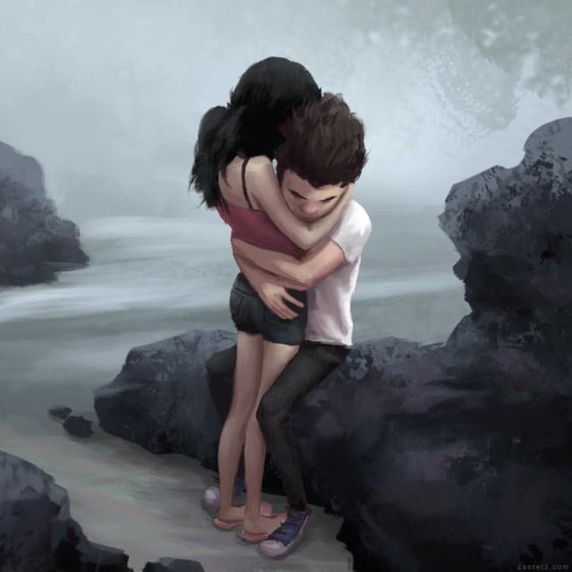 Самый романтичный художник Зак Ретц