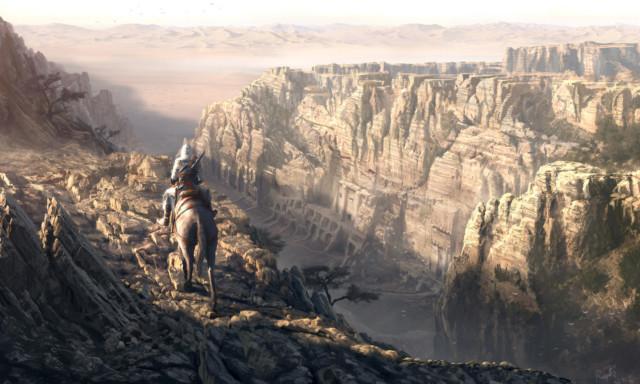 Рафаэль Лакост и его мир гор и небоскребов