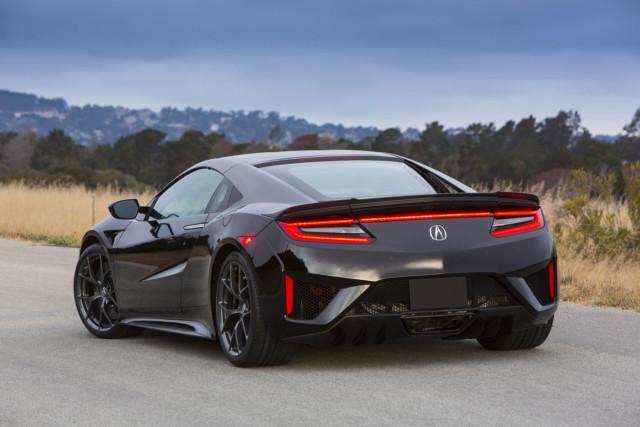 Самые впечатляющие автомобили 2016 года, ТОП-5