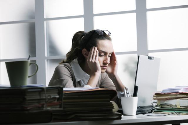 Как победить стресс на работе: советы психологов