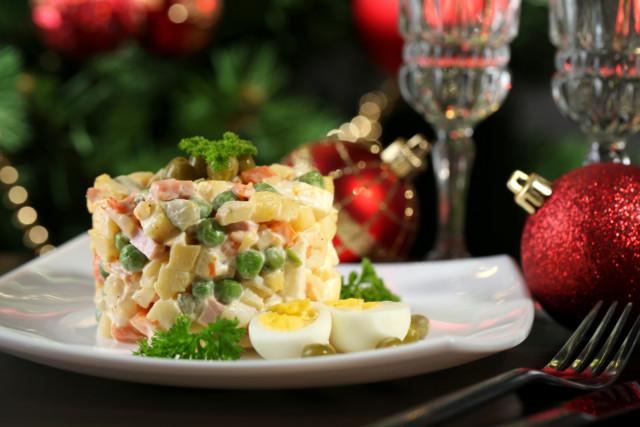 Новейшие праздничные блюда рецепты фото