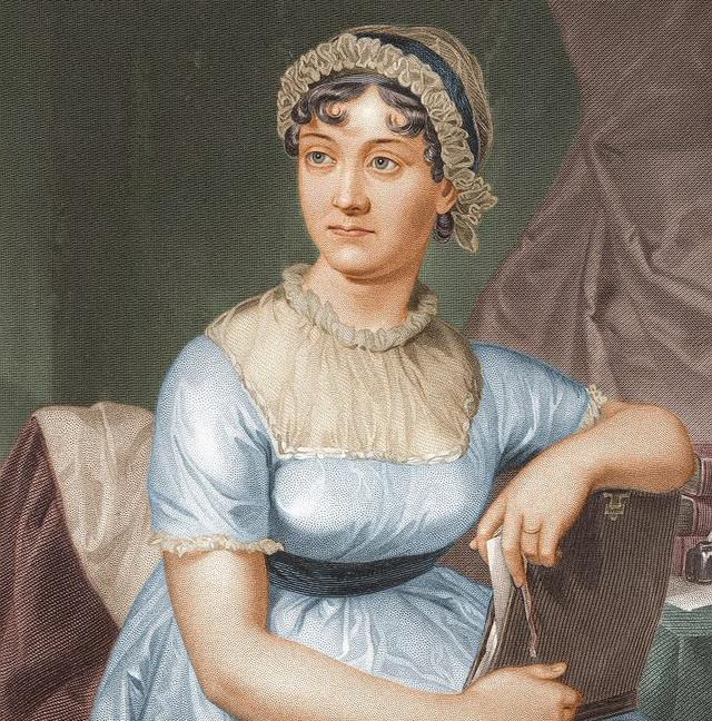 Цитаты Джейн Остин: 1-й леди английской литературы