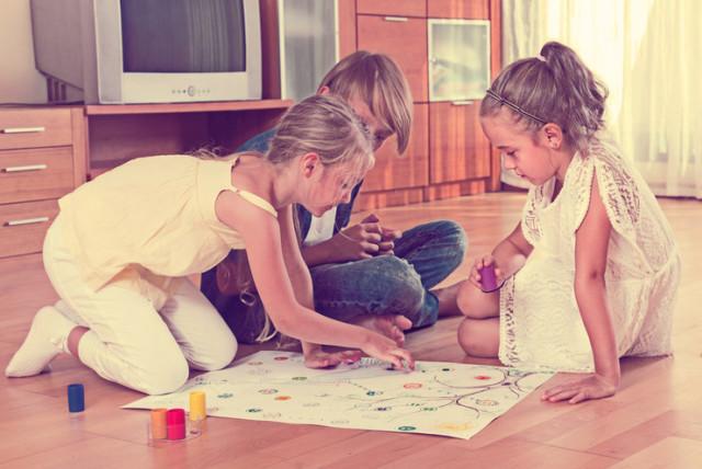 Лучшие настольные игры для детей, ТОП-5