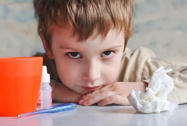 Какие капли в нос для детей самые эффективные