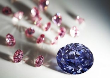 Бриллианты: необычные и интересные факты