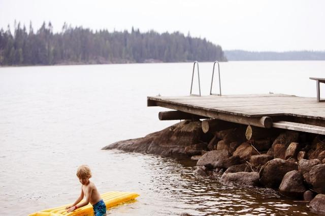 10 причин отдохнуть в Финляндии летом