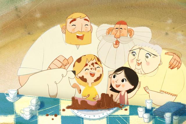 10 лучших мультфильмов 21 века