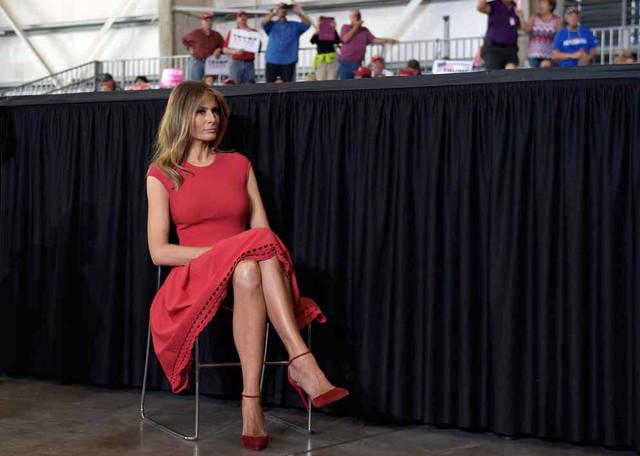 Мелания Трамп: лучшие цитаты первой леди США