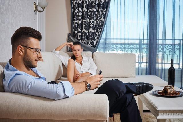 Ревность у мужчин и женщин: интересные факты