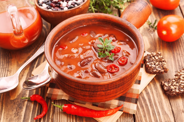 Что приготовить из фасоли: ТОП-5 вкуснейших блюд