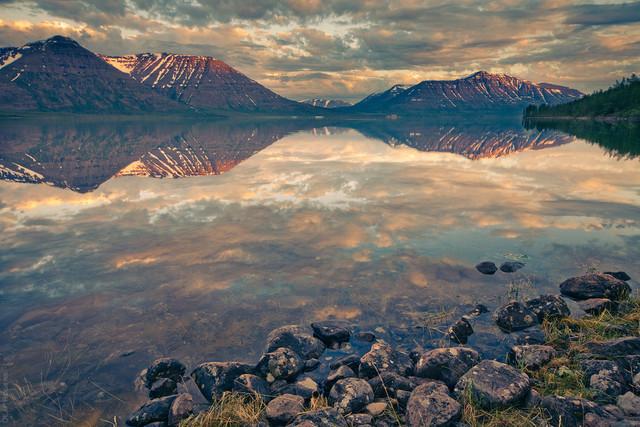 Отдых осенью: самые живописные места России