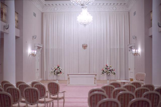 5 самых красивых официальных ЗАГСов России