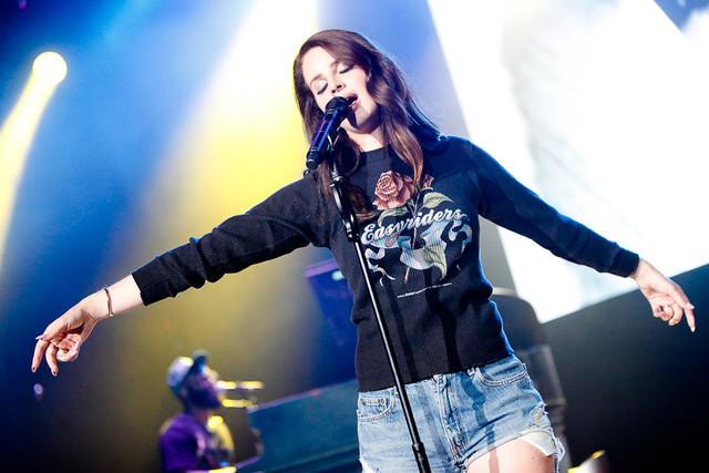 5 главных хитов Lana Del Rey принесших ей славу