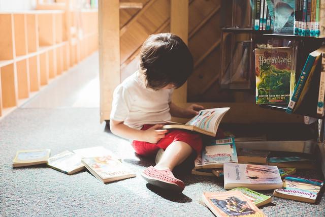 Чтение и дети: как привить ребенку любовь к чтению