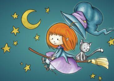 Тест на Хэллоуин: Какая из вас получилась бы ведьма?