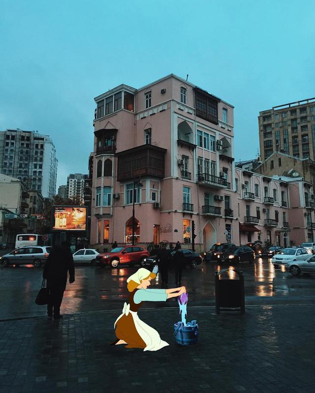 Фотограф Гюнель Гусейнова: сказка вокруг нас