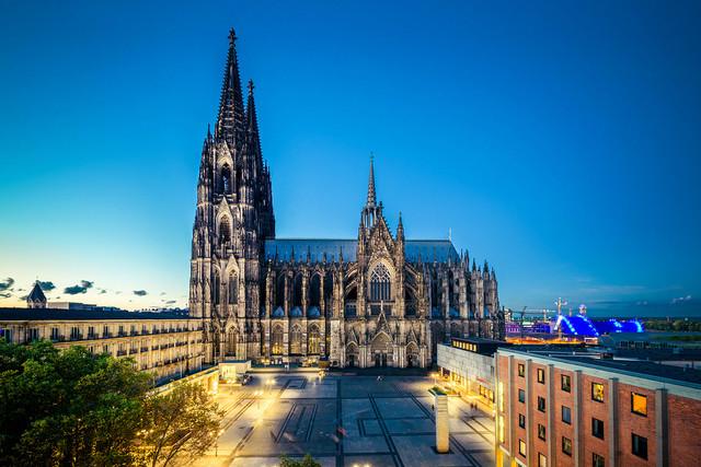 Самые красивые соборы Европы которые нужно увидеть