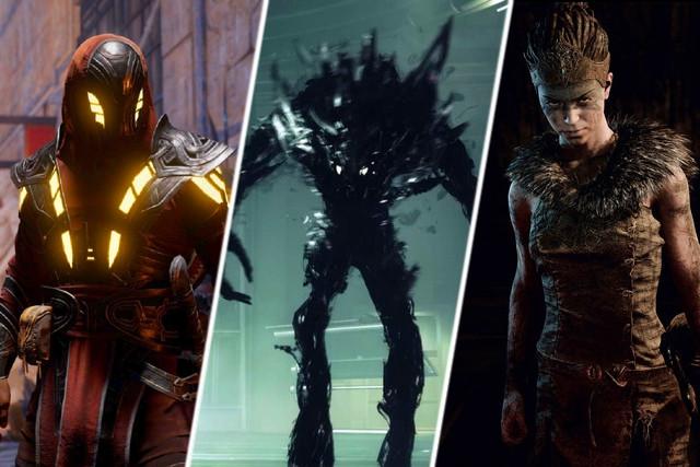 Лучшие игры для PC: итоги 2017 игрового года