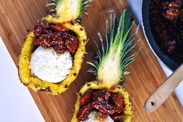 Что приготовить из ананаса: ТОП-5 рецептов с ананасом