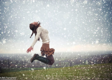 Когда зима пришла: лучшие фото снежных пейзажей