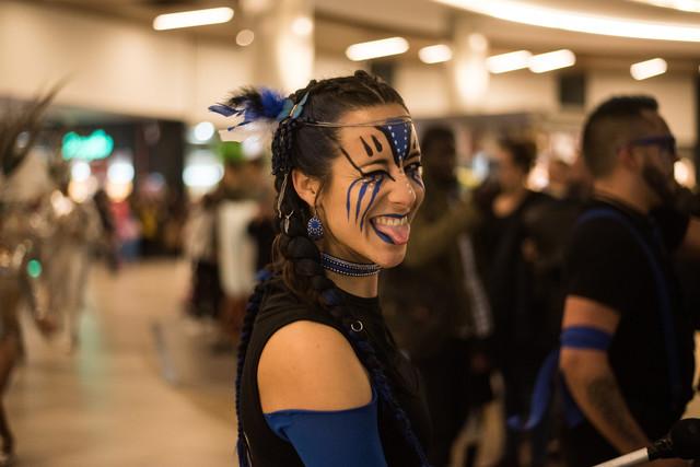 Лучшие карнавалы в мире: парад танцев и красок