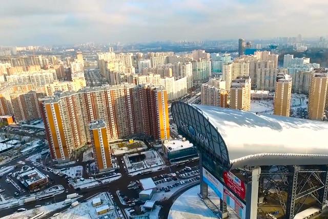 Самые быстрорастущие города России