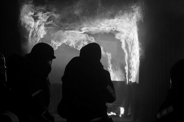 Что делать при пожаре: инструкция по выживанию