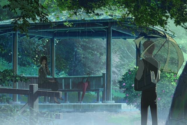 5 лучших полнометражных аниме от Макото Синкая