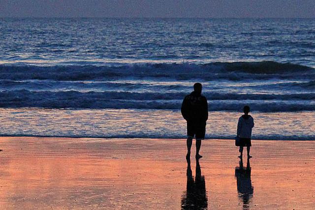 20 гениальных фраз отца своему сыну