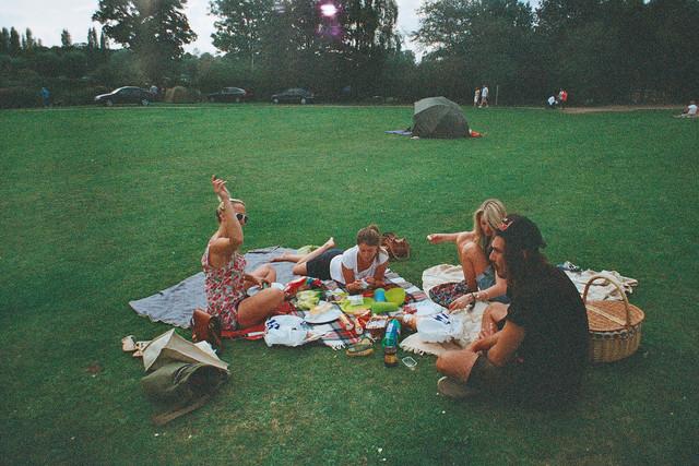 5 идеальных рецептов для летнего пикника