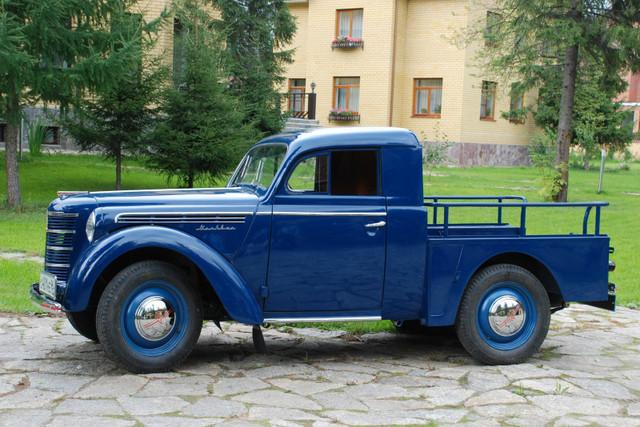 Пикапы в СССР: American Dream по нашим дорогам