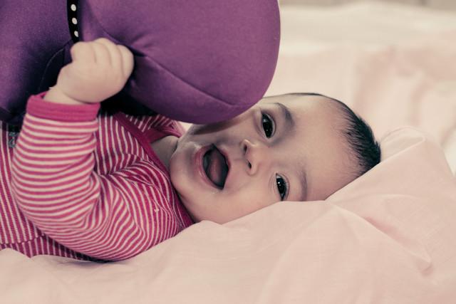 Как понять что грудничок начал расти