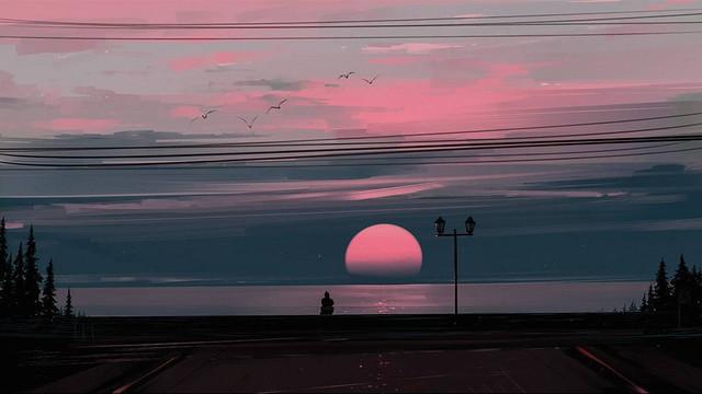 Художница Alena Aenami: завораживающие закаты
