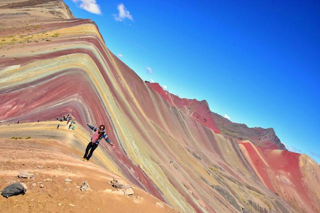 Радужные горы в Перу: настоящее чудо света