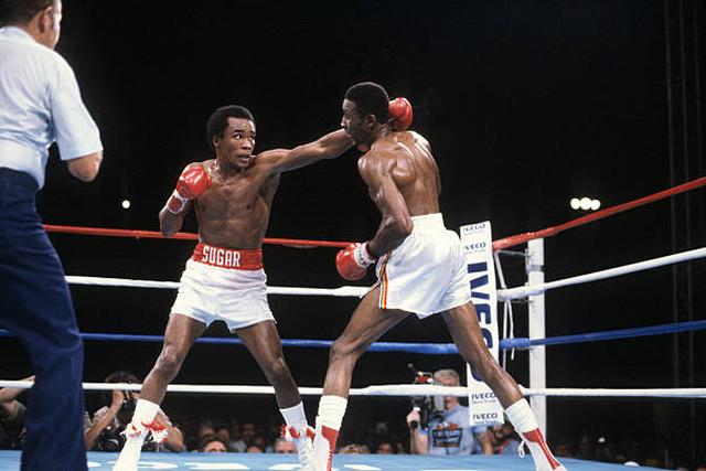 Самые лучшие бои в истории мирового бокса