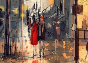 Самые добрые рисунки художника Pascal Campion