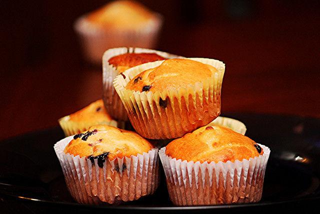 5 самых простых рецептов домашних кексов