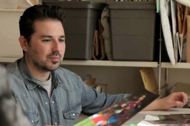 Иллюстратор Berto Martínez: когда рисунки лучше фото