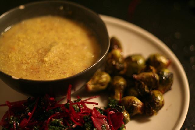 Что вкусного приготовить из брюссельской капусты