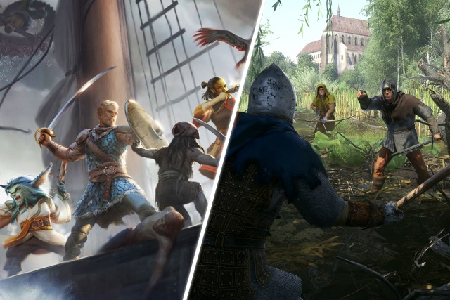 Лучшие игры для PC: итоги 2018 игрового года
