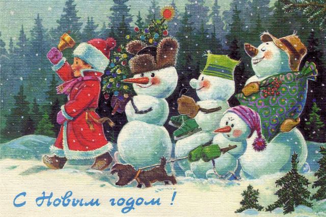 20 прикольных новогодних поздравлялок в стихах