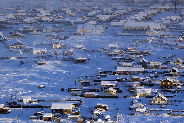 ТОП-10 самых холодных мест на нашей планете