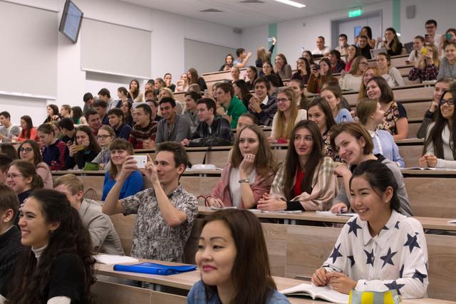 Гениальная лекция по экономике одного профессора