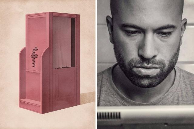 Marco Melgrati - художник заставляющий задуматься