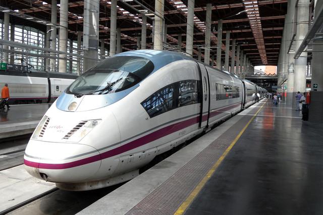 ТОП-10 самых быстрых поездов в мире