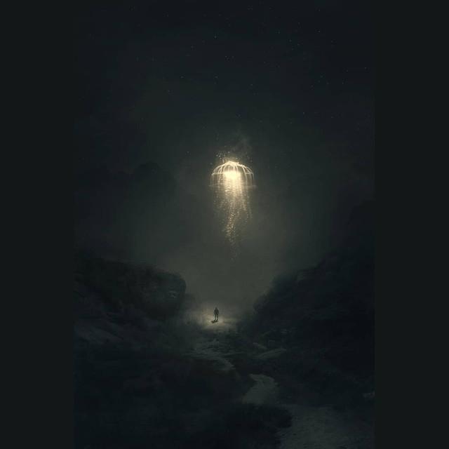 Художник Dawid Planeta и его мистический мир