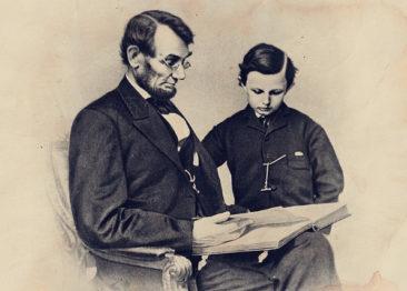 Знаменитое письмо Линкольна учителю своего сына
