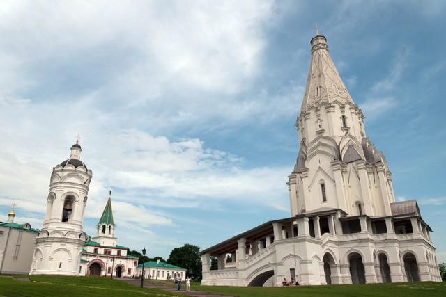 Самые красивые и вдохновляющие места Москвы